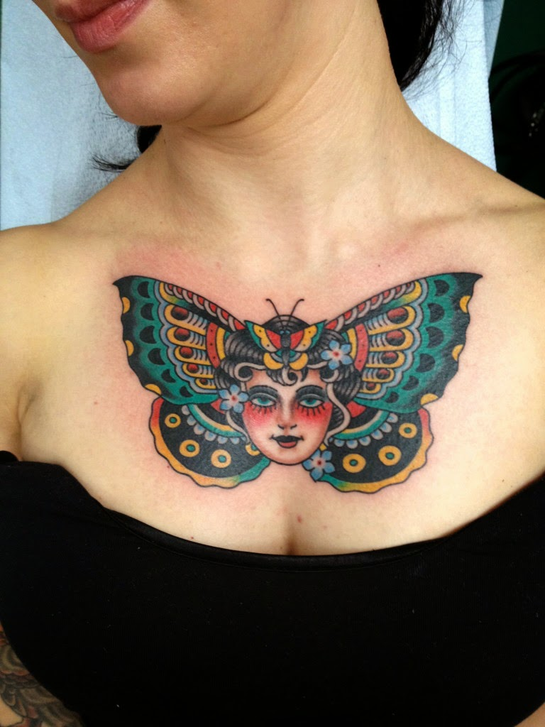 Butterfly Design Tattoos