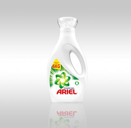Ariel Power Gel
