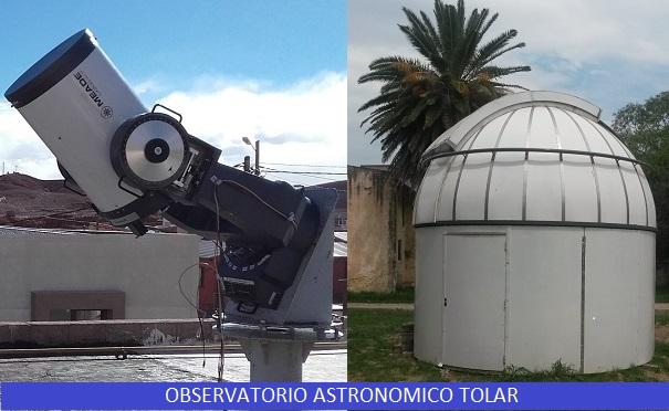 OBSERVATORIO ASTRONÓMICO TOLAR