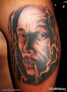 Dicas e Desenhos de Tattoos do Reggae