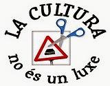 La cultura no és un luxe!