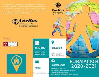 PROGRAMACION FORMATIVA 2020-2021