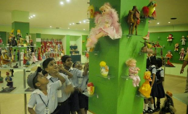 Chacha nehru children's museum