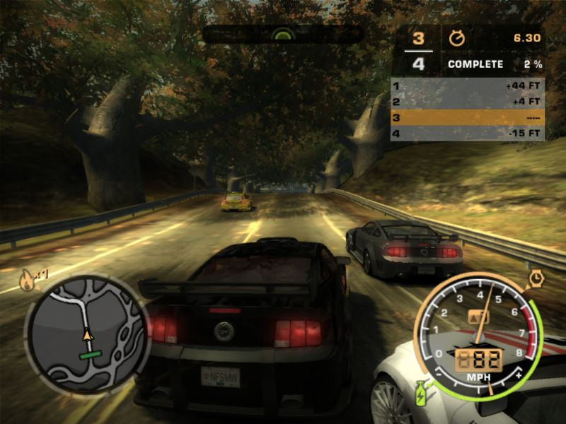 Need For Speed Most Wanted COMPLETO + Crack + Serial ...