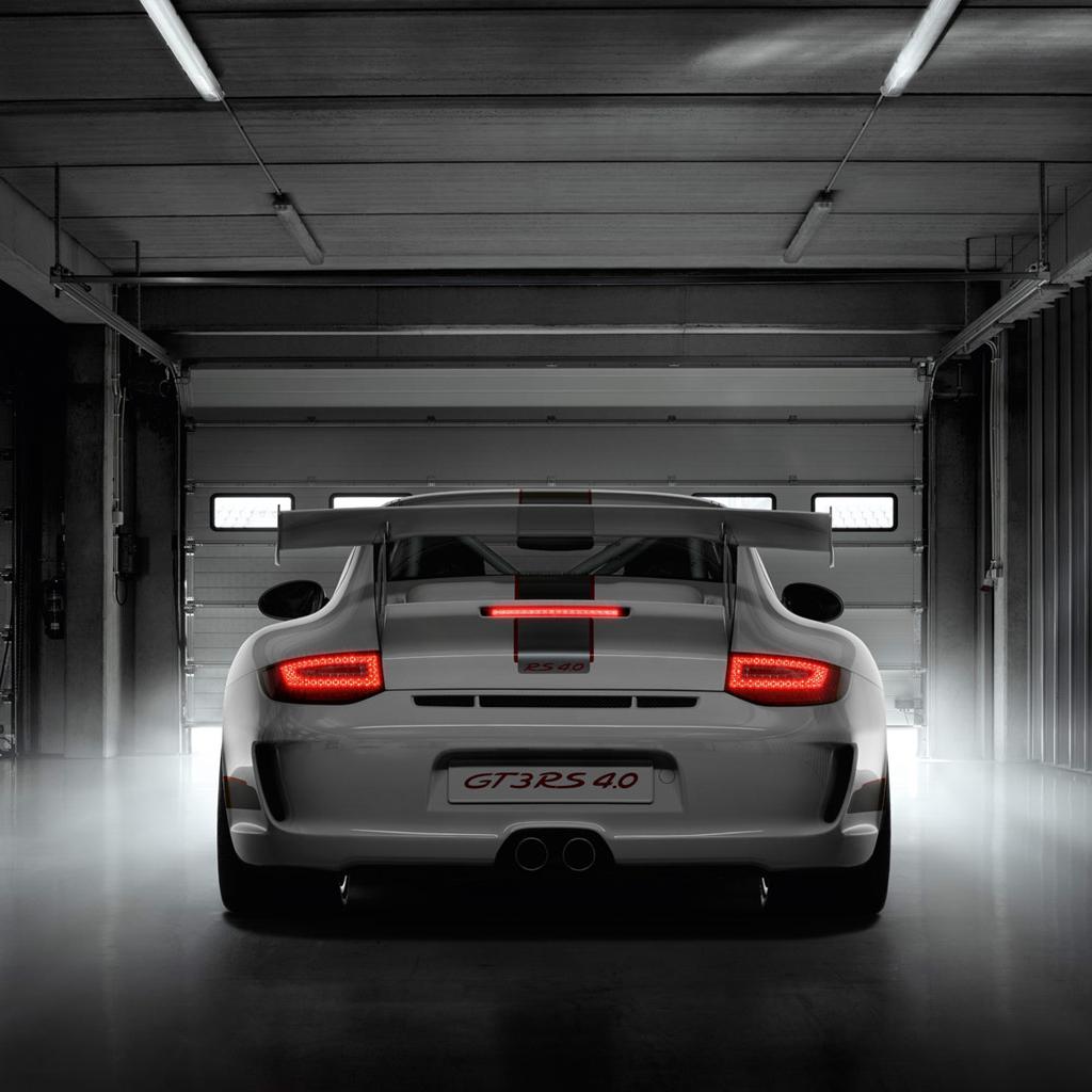Rs Wallpaper: Porsche GT3 RS 4.0