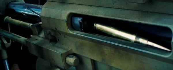 Оружие из фильма Стрелок