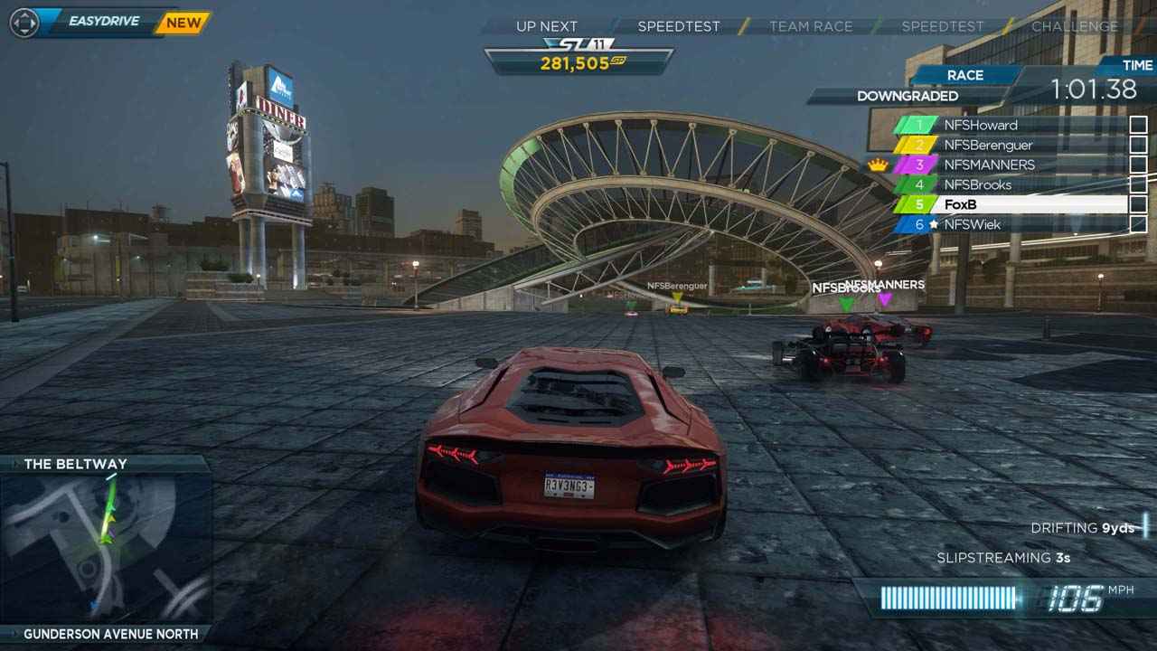 The Armchair Empire Infinite Review Need For Speed Most