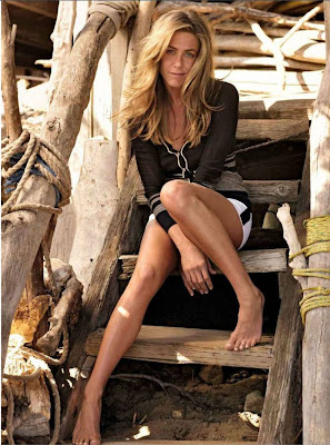 jennifer Aniston - GQ Magazine July/August 2012 Spain