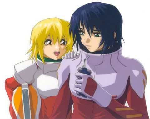 athrun and meyrin relationship trust