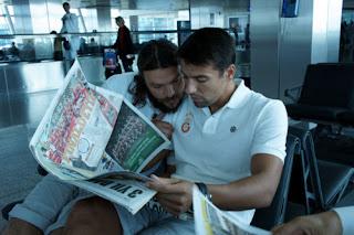 Milan Baros & Tomas Ujfalusi: Şampiyon o-la-ca-ğız!