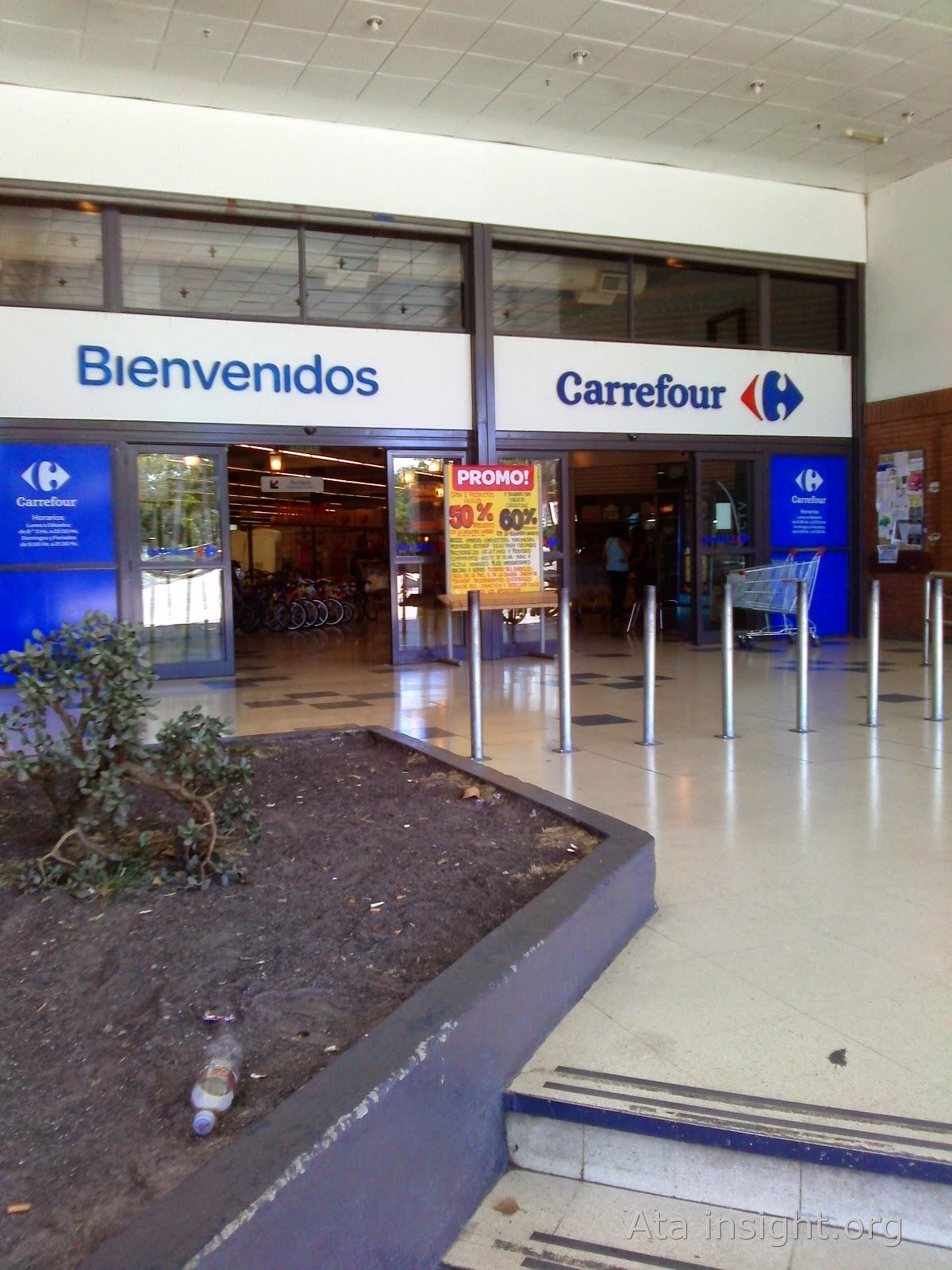 Carrrefour Mendoza