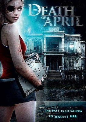 The Death of April DVD cover
