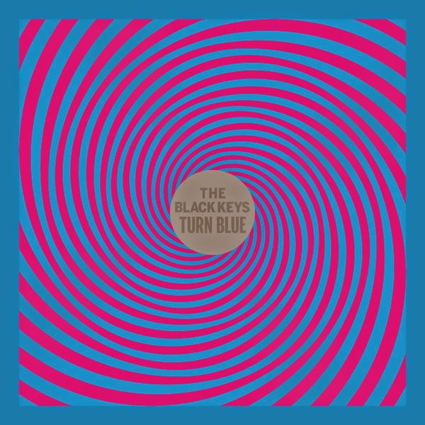 The Black Keys - Turn Blue - Pre-Order Singles Cover