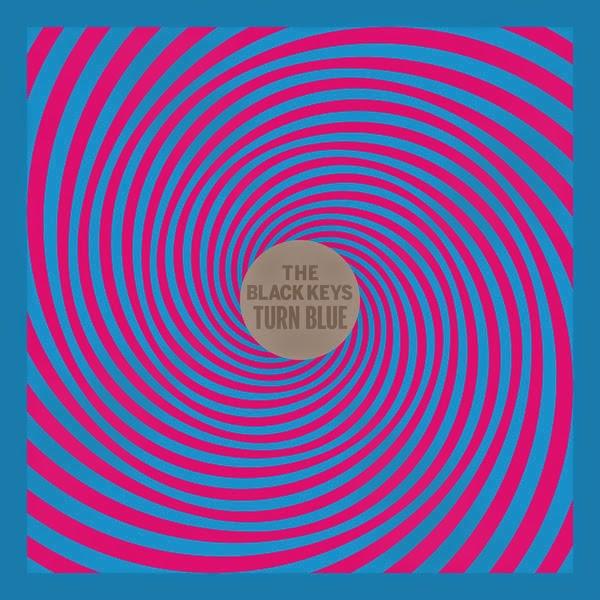 The Black Keys - Turn Blue - Pre-Order Singles Cover