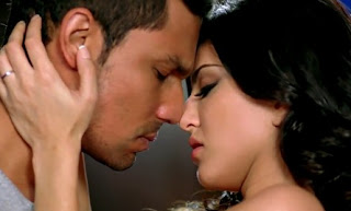 Randeep Hooda & Sunny Leone in Abh Abhi Song from Jism 2