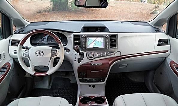 2017 Toyota Sienna Release Date Australia