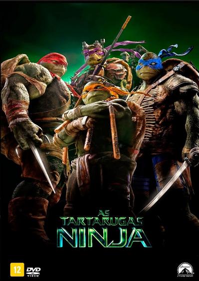 Filme As Tartarugas Ninja Dublado BDRip
