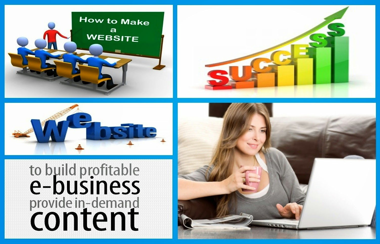 Profitable Website for Business