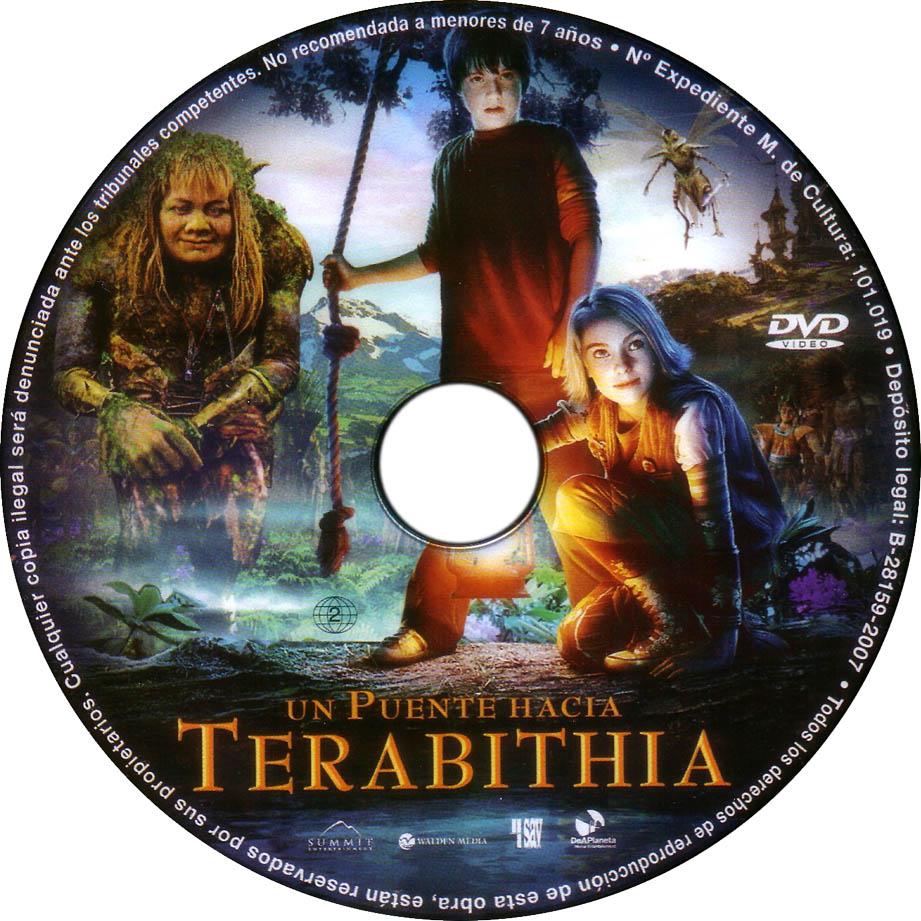 Rent Bridge to Terabithia 2007 on DVD and Bluray  DVD