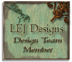 past design team member for.....