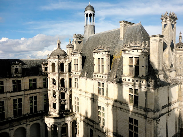 Chambord Château, Loire Valley, France