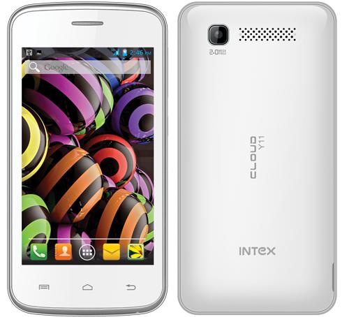 Intex cloud x1 price list of