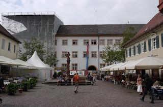 Bild 6: Ettlinger Schloss Nordseite