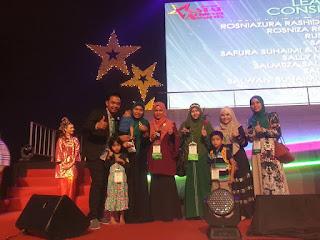 Tahniah Susur Galur Desire Terima Award Pada National Conference 2015!