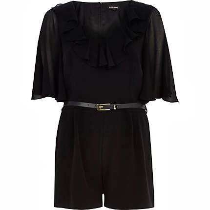 river island playsuit