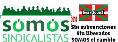 SOMOS sindicalistas Euskadi