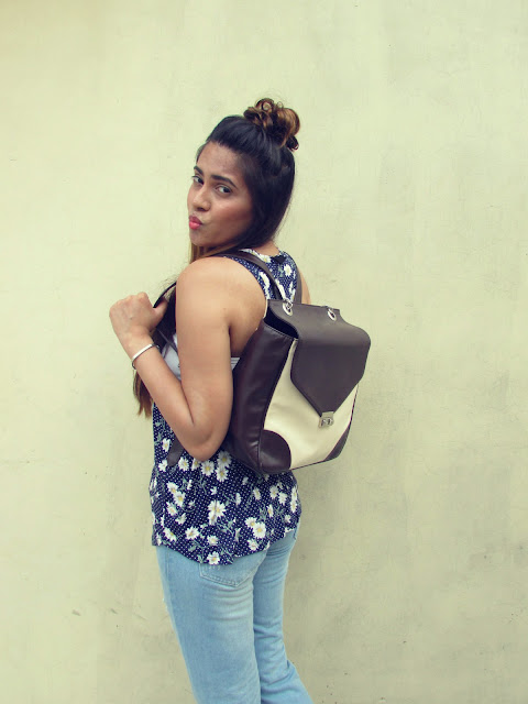 college outfit, simple college outfit, how to style boyfriend jeans, bag pack fashion, bag pack india online, classique bagpack, classy bag pack, fashion, how to style bag packs, leather bag pack, stalkbuylove, summer fashion trends 2015, summer must haves,