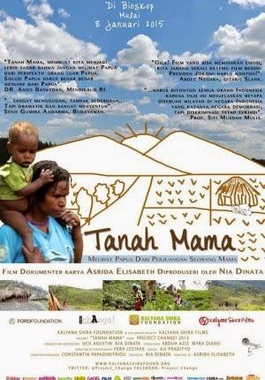 Film Tanah Mama 2015 di (Bioskop)