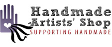 Handmade Artists' Shop Logo