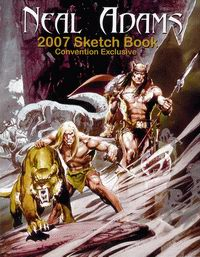 Neal Adams 2007 Sketchbook Convention Exclusive.rar (Comic)