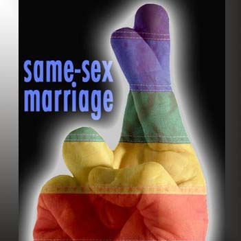 Same sex marriage should be legalized. There are a lot of controversies ...