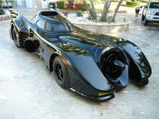 4 Kendaraan Super Hero Super Keren