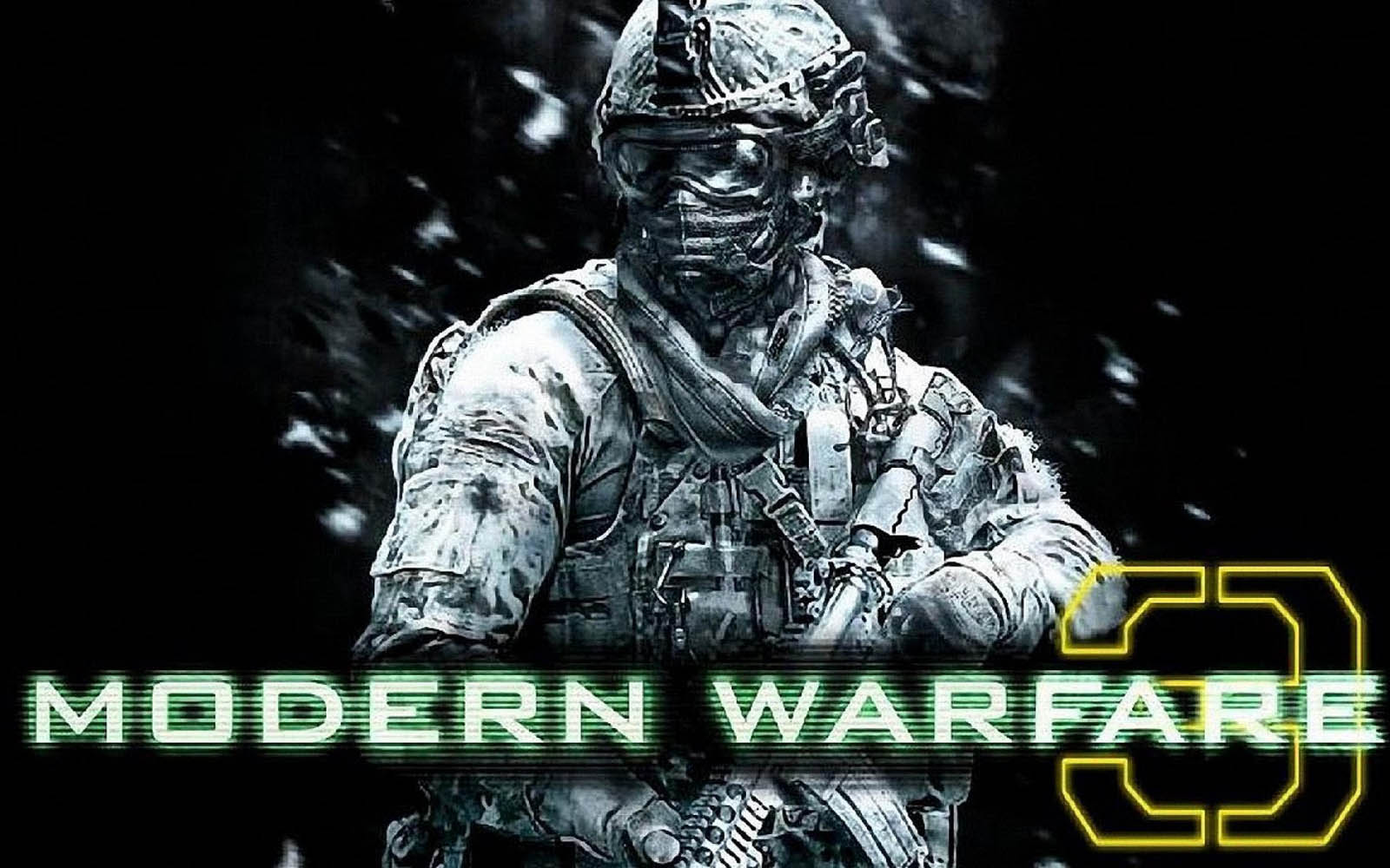 wallpapers call of duty modern warfare 3 game wallpapers
