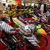 Modifikasi Motor Yogyakarta 2014