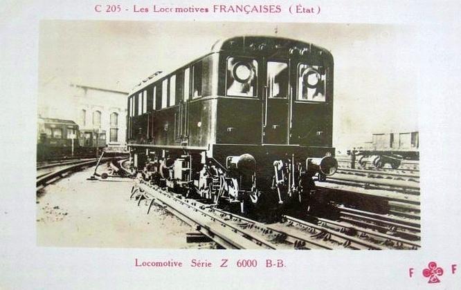 transpress nz: the early 3rd rail electric locomotives of the Etat ...