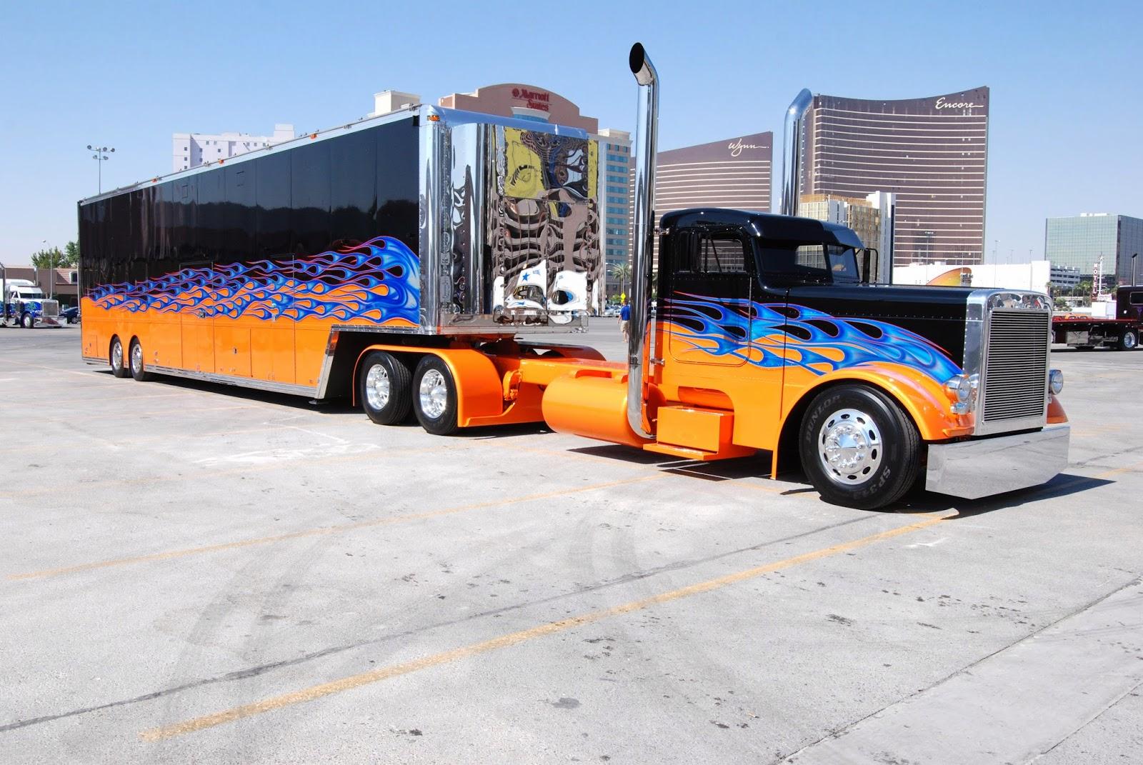 Truck Drivers U.S.A : The Best Modified Truck vol.74
