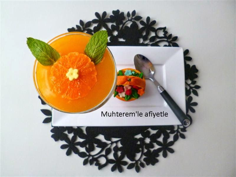 tangerine kup