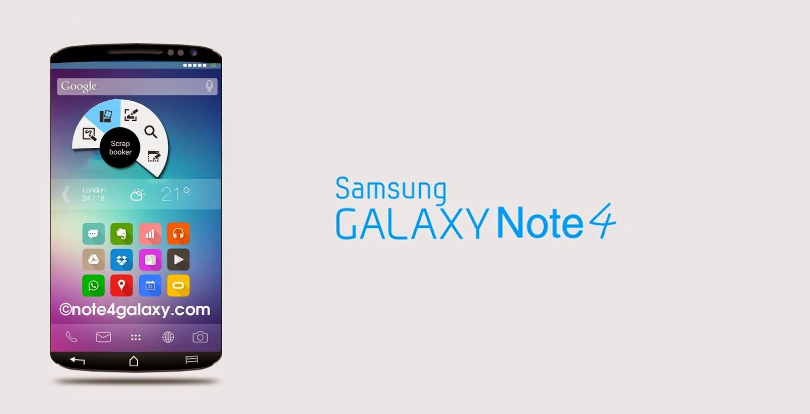 Samsung Galaxy Note 4 Mula Dijual Malaysia