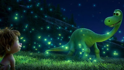 "Review of ""The Good Dinosaur"""