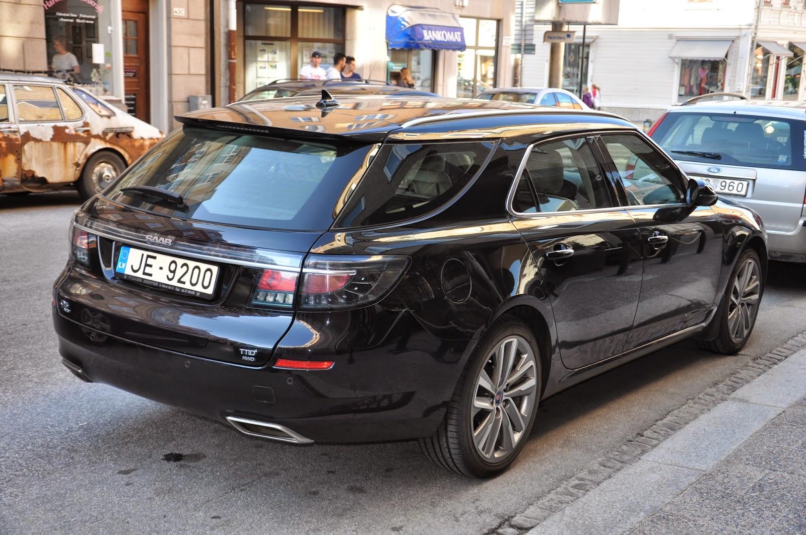 Saab 9 5 Sportcombi