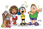 :  ) Ministério de Louvor Infantil Geração de Samuel