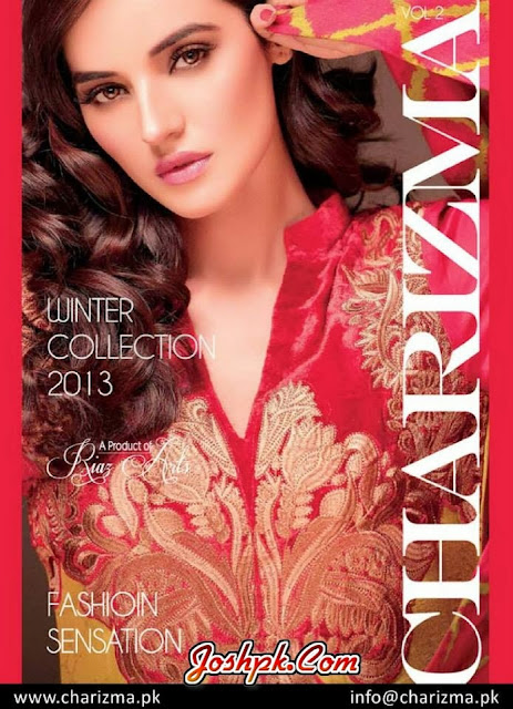 Latest Charizma Winter Wear Collection 2013-14 Vol 2