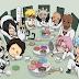Bleach Espada Tea Party and Heros By Nekozumi