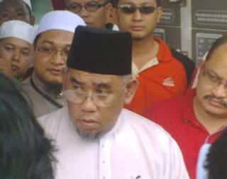 Mohd Azmi Abdul Hamid Presiden TERAS