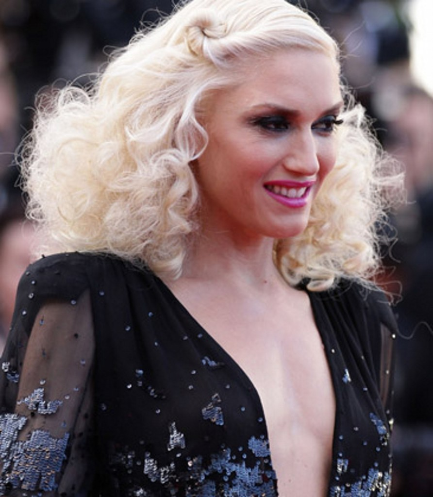 Gwen stefani breast enlargement