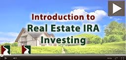 Introduction to Real Estate IRA Investing